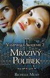 Obálka knihy Mrazivý polibek