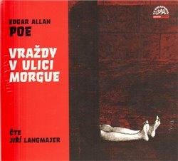 Obálka titulu Vraždy v ulici Morgue