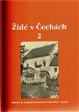 Židé v Čechách 2 (Sborník ze semináře konaného v září 2008 v Nýrsku) - obálka