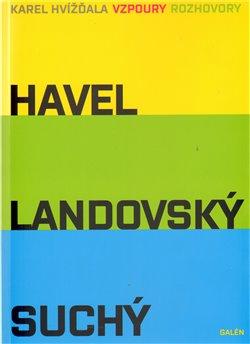 Obálka titulu Vzpoury - Havel, Landovský, Suchý