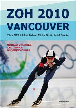 Obálka titulu ZOH 2010 Vancouver