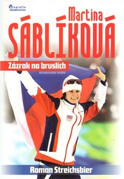 Obálka titulu Martina Sáblíková
