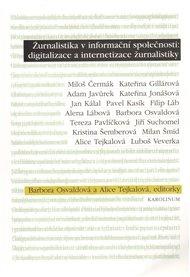 Žurnalistika v informační společnosti