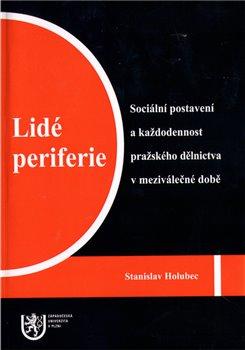 Obálka titulu Lidé periferie