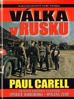 Obálka titulu Válka v Rusku