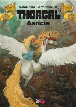 Obálka titulu Thorgal - Aaricie