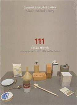 Obálka titulu 111 diel zo zbierok SNG