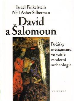 Obálka titulu David a Šalomoun