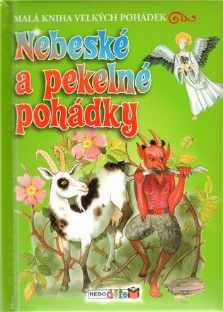 Nebeské a pekelné pohádky - Vladimír Hulpach | Booksquad.ink