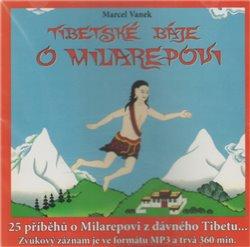 Obálka titulu Tibetské báje o Milarepovi