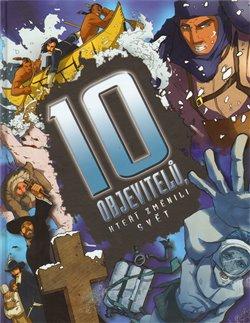 Obálka titulu 10 objevitelů, kteří změnili svět
