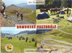 Obálka titulu Rumunské pastorále