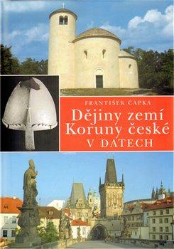 Obálka titulu Dějiny zemí Koruny české v datech