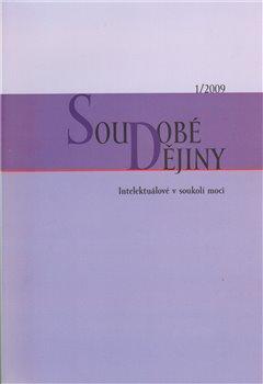 Obálka titulu Soudobé dějiny 1/2009