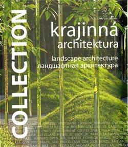 Obálka titulu Krajinná architektura - Collection