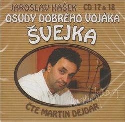Obálka titulu Osudy dobrého vojáka Švejka CD 17 & 18