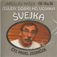 Osudy dobrého vojáka Švejka CD 19 & 20