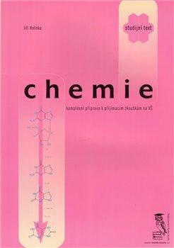 Obálka titulu Chemie - komplexní příprava na přijímací zkoušky na VŠ