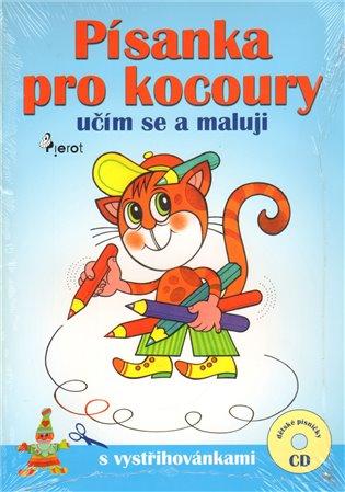 Písanka pro kocoury s CD - Leoš Konáš | Booksquad.ink