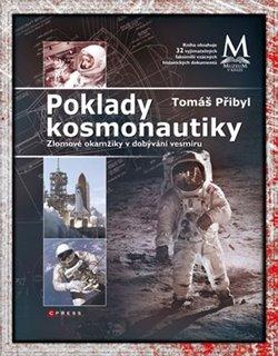 Obálka titulu Poklady kosmonautiky