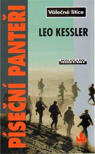Píseční panteři - Leo Kessler   Booksquad.ink