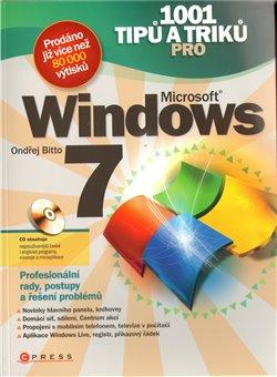 Obálka titulu 1001 tipů a triků pro Microsoft Windows 7