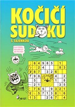 Obálka titulu Kočičí sudoku