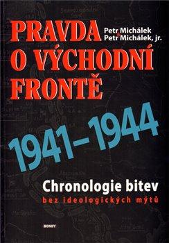 Obálka titulu Pravda o Východní frontě