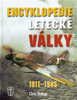 Obálka titulu Encyklopedie letecké války 1911-1945