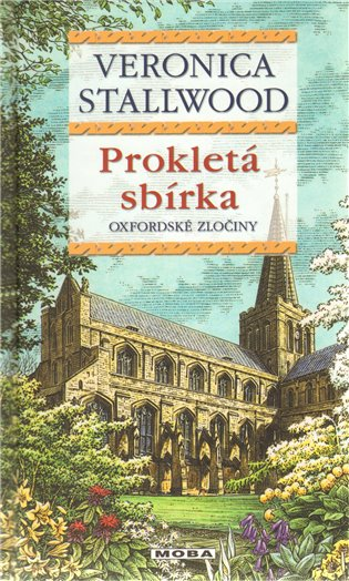 Prokletá sbírka - Oxfordské zločiny - Veronica Stallwood | Booksquad.ink