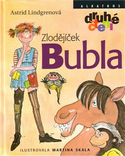 Obálka titulu Zlodějíček Bubla