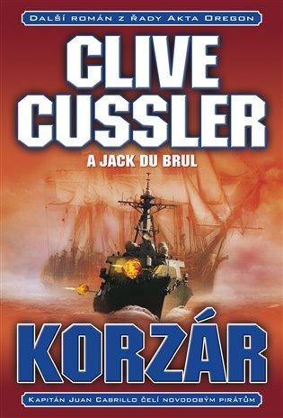 Korzár - Clive Cussler,   Booksquad.ink