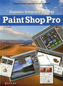 Obálka titulu Digitální fotografie v Corel Paint Shop Pro