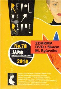 Obálka titulu Revolver Revue 78