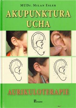 Obálka titulu Akupunktura ucha