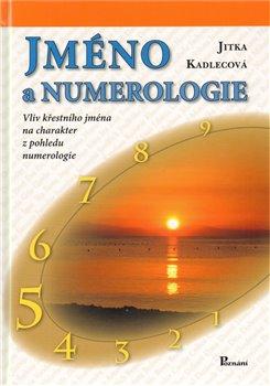 Obálka titulu Jméno a numerologie