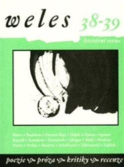 Obálka titulu Weles 38 - 39