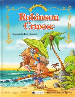 Obálka titulu Robinson Crusoe - pro děti