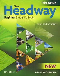 Obálka titulu New Headway Beginner Student´s Book