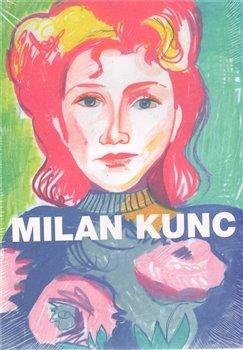 Obálka titulu Milan Kunc. Portréty/Portraits