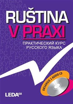 Obálka titulu Ruština v praxi - VERZE S CD