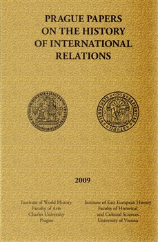 Obálka titulu Prague papers on history of international relations 2009
