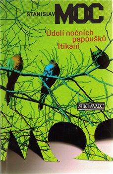 Obálka titulu Údolí nočních papoušků, Itikani