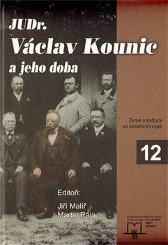 Obálka titulu JUDr.Václav Kounic a jeho doba