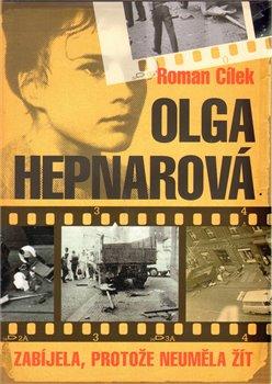 Obálka titulu Olga Hepnarová