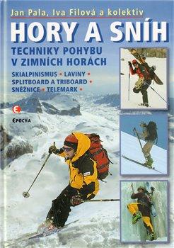 Obálka titulu Hory a sníh. Techniky pohybu v zimních horách