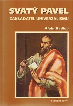 Obálka titulu Svatý Pavel