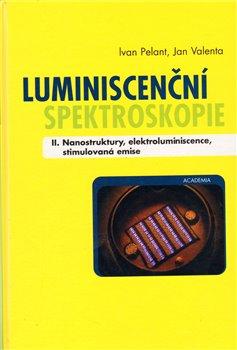 Obálka titulu Luminiscenční spektroskopie II. díl