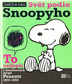 Obálka titulu Svět podle Snoopyho
