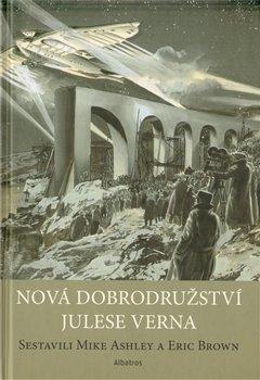 Obálka titulu Nová dobrodružství  Julese Verna - Kniha první